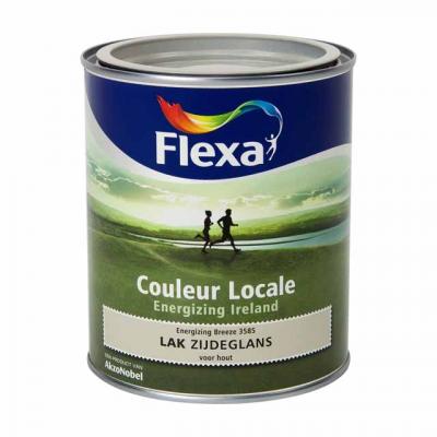 Foto van Flexa Couleur Locale Lak Energizing Ireland