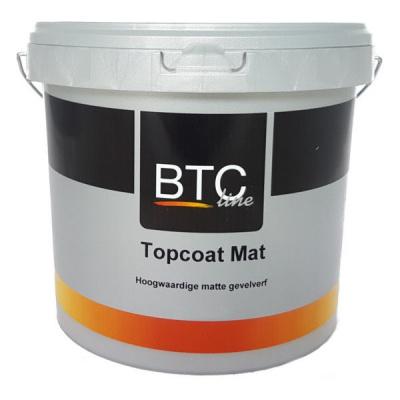 Foto van BTC Topcoat Gemengd 2,5L