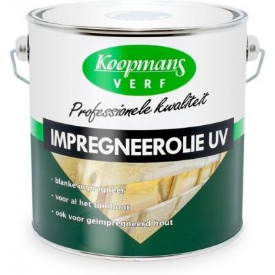 Foto van Koopmans Impregneerolie 2,5 Liter