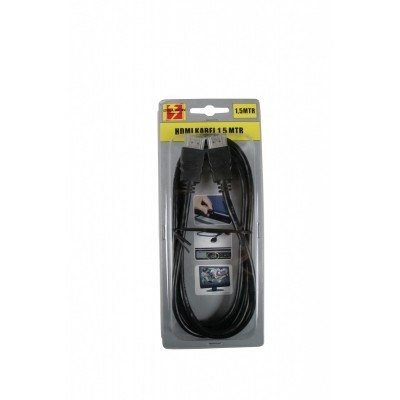 Foto van HDMI Kabel 1.5 Meter B/C