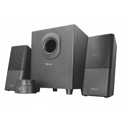 Trust Teros 2.1 Speaker Set for pc and laptop 22363