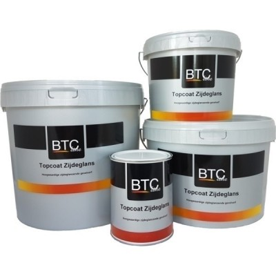 BTC Topcoat Wit 1L