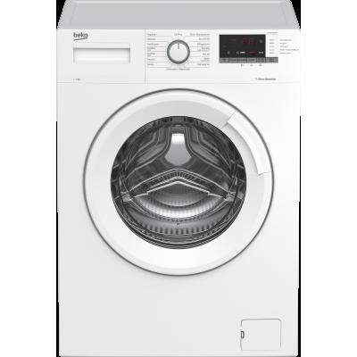 Foto van Beko wasmachine 6 KG vrijstaand | Typenr. WML61433NPS1