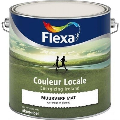 Flexa Couleur Locale Muurverf Energizing Light Ireland