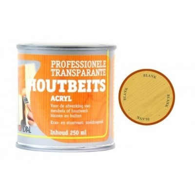 Mondial Houtbeits Blank 250ML