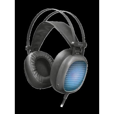 Trust Lumen Illuminated Headset for PC and laptop 22447