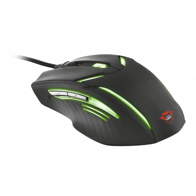 Foto van Trust GXT 152 Exent Illuminated Gaming Mouse 19509
