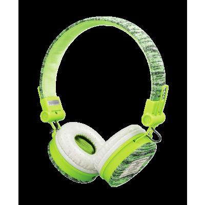 Trust Fyber headphones - sports green 22646