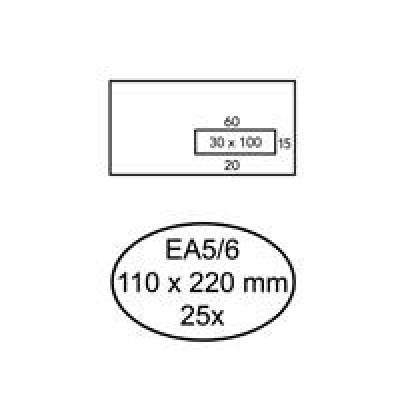 Envelop Quantore 110*220MM