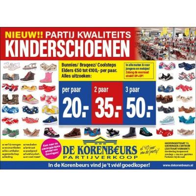 Foto van Nieuw binnen! Kinderschoenen van bekende merken!