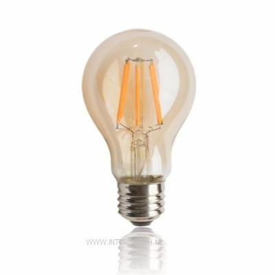 Ledlamp Classic Filament A60 4W E27