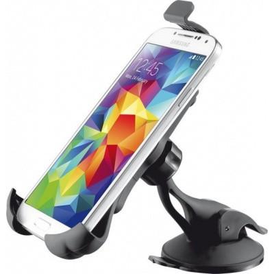 Foto van Trust 18255 Universal Car Holder voor smartphones - Zwart