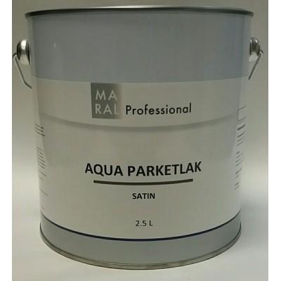 Maral Aqua Parketklak Satin 2,5L