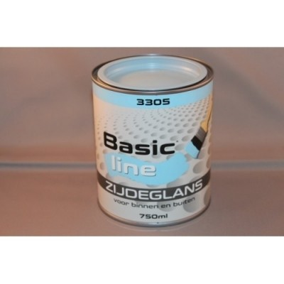 Basicline 3305 Zijdeglans 750ML