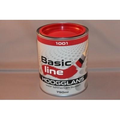 Foto van Basicline 1001 Hoogglans 750ML