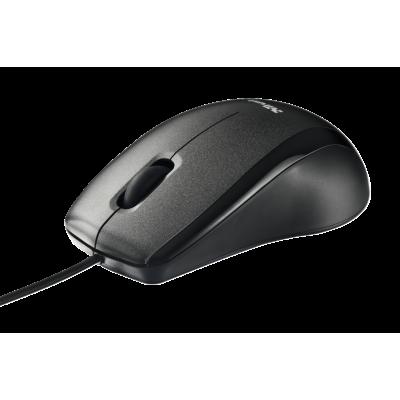 Trust Carve Mouse - black 15862