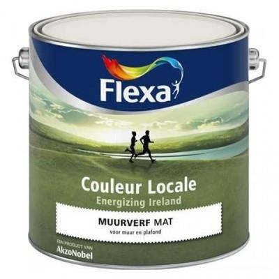 Foto van Flexa Couleur Locale Muurverf Energizing Ireland