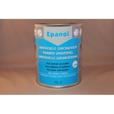 Foto van Epanol Universele Grondverf Wit 1L