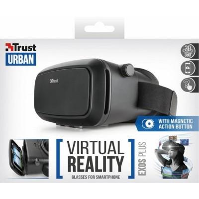 Trust Urban Exos Plus - Universele 3D Virtual Reality Bril - Zwart