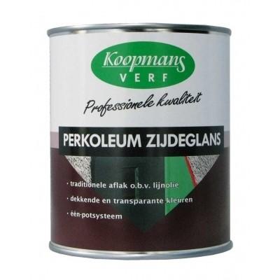 Koopmans Perkoleum Zijdeglans Wit 1L