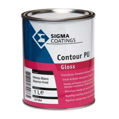 Sigma Contour PU Grachtengroen