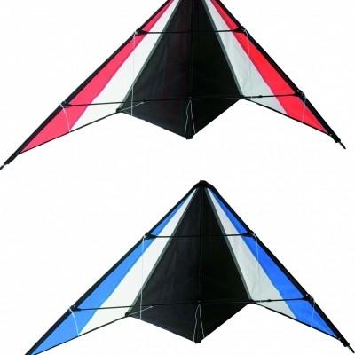 Vlieger Stuntvlieger 130*60CM