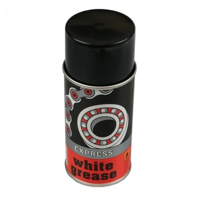 Foto van Express White Grease Spuitvet 300ML