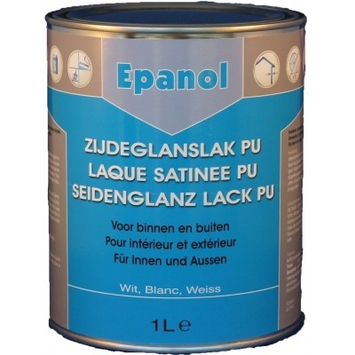 Epanol Zijdeglans PU Gemengd 2,5L