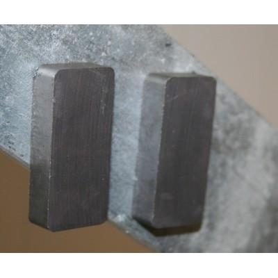 Magneet Rechthoek 5*2,3CM