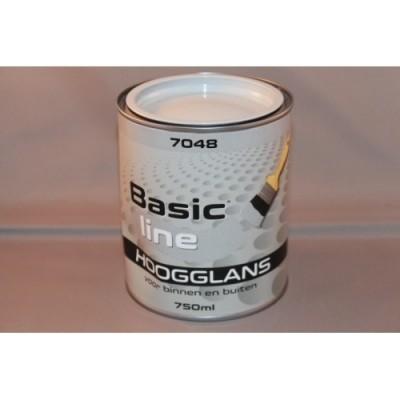 Basicline 7048 Hoogglans 750ML