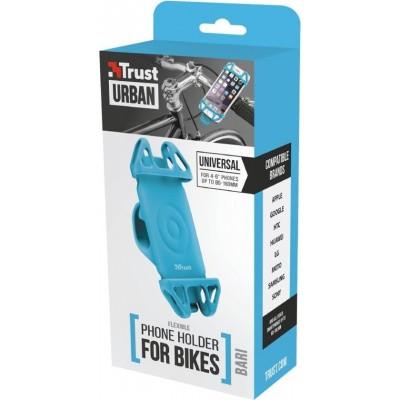 Trust 22493 houder Fiets, Motorfiets Blauw Passieve houder