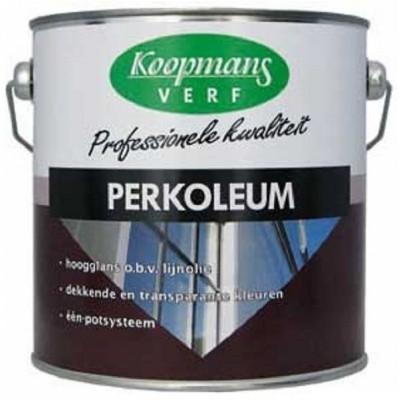 Foto van Koopmans Perkoleum Antiekgroen 2.5 liter