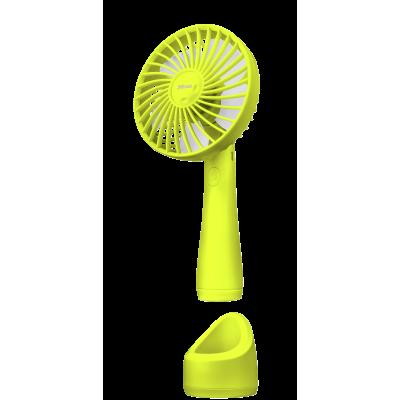 Foto van Trust Oplaadbare, draagbare koel-fan met compacte bureaustandaard 23118
