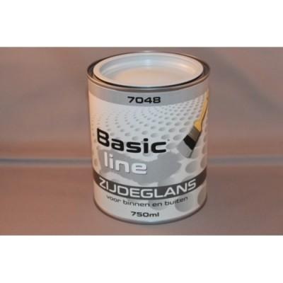 Basicline 7048 Zijdeglans 750ML