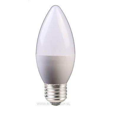 Led Lamp Kaars C35 3W E27