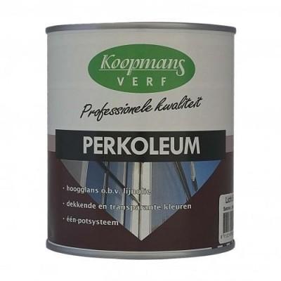 Foto van Koopmans Perkoleum Antiekgroen 750 ml.