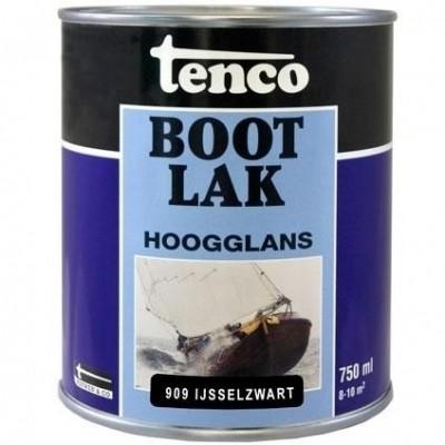 Tenco Bootlak IJsselzwart