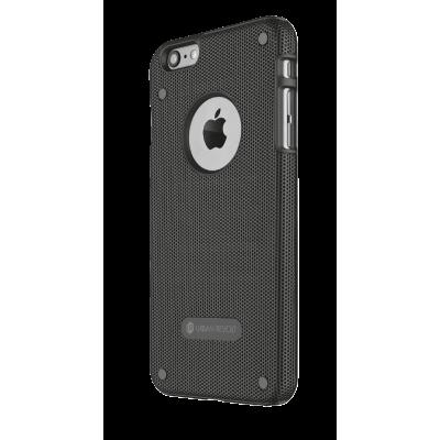 Foto van Trust Endura Grip & Protection case for iPhone 6 Plus - black 20342