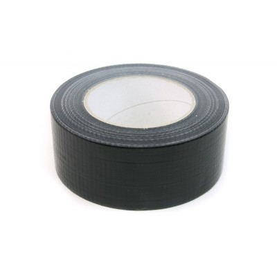Duct-Tape Zwart 50MM*50M
