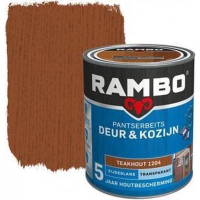 Rambo Pantserbeits Deur&Kozijn Zijdeglans Transparant 2.5L