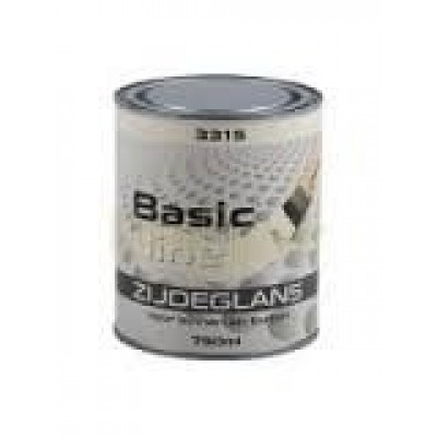 Basicline 3315 Zijdeglans 750ML