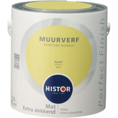 Histor Muurverf Appel