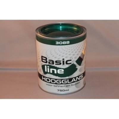 Basicline 3088 Hoogglans 750ML