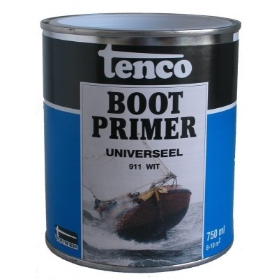 Foto van Tenco Bootprimer Wit 750ML