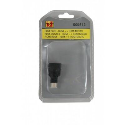 HDMI Plug - HDMI => HDMI Micro