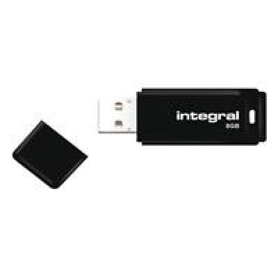Foto van USB-stick 2,0 8GB Integral