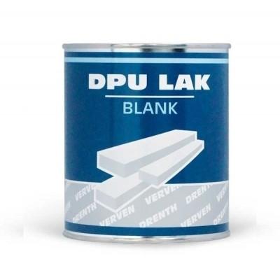 DPU Blanke Lak Kleurloos Mat 750 ML