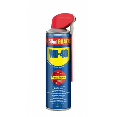 Foto van WD40 500ML Smart Straw