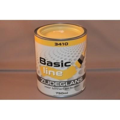 Basicline 3410 Zijdeglans 750ML