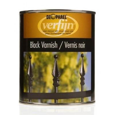 Foto van Verfijn Black Varnish 750ML